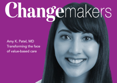 American College of Radiology's Inaugural Changemaker