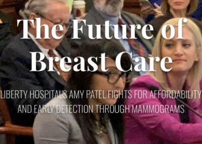 Fighting for Affordability and Early Detection Through Mammograms