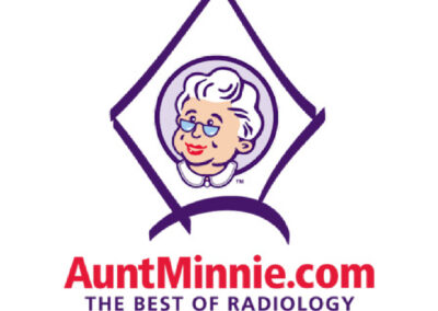 """Nominated as Semifinalist for """"Most Effective Radiology Educator"""" for the Minnies for a Second Year in a Row"""